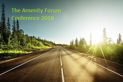 The Amenity Forum Conference 2018