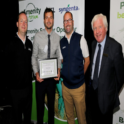 Overall Winner Announced: Sprayer Operator of the Year 2019